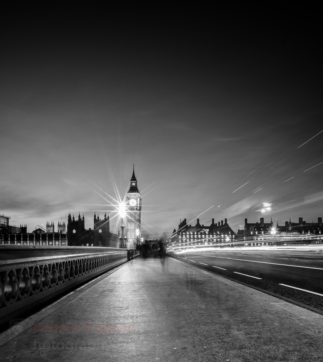 London. Westminster Bridge.
