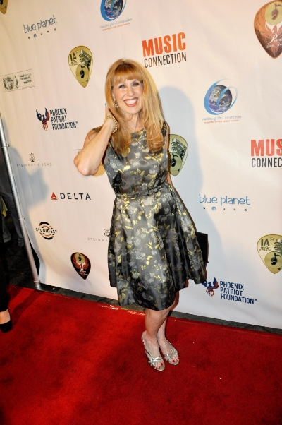 Margie at LA Music Awards 2014