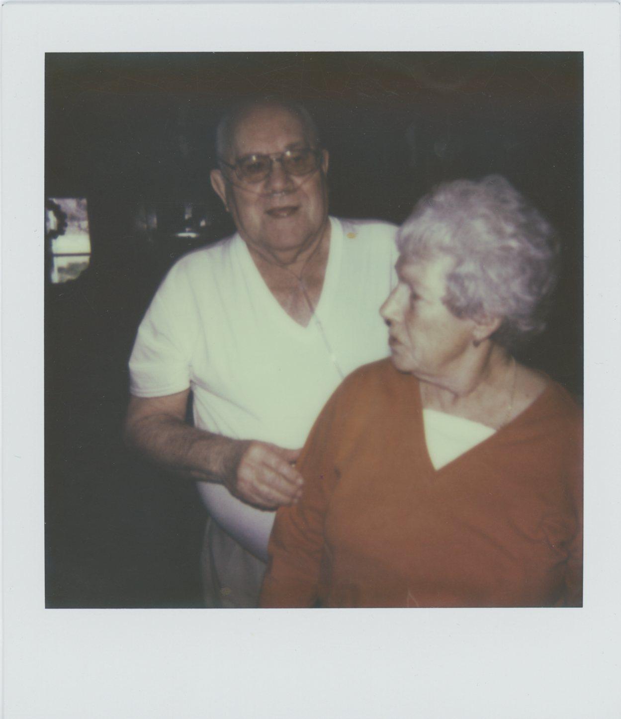 Mammaw and Papaw