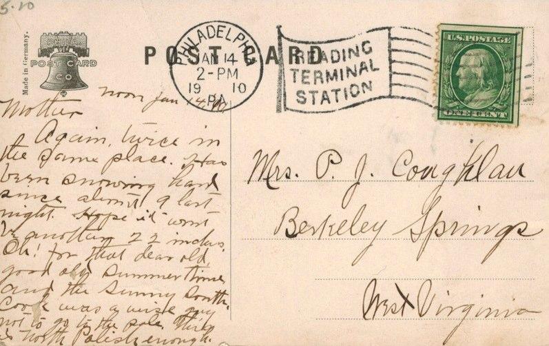 Trinity Postcard 1910 back.jpg