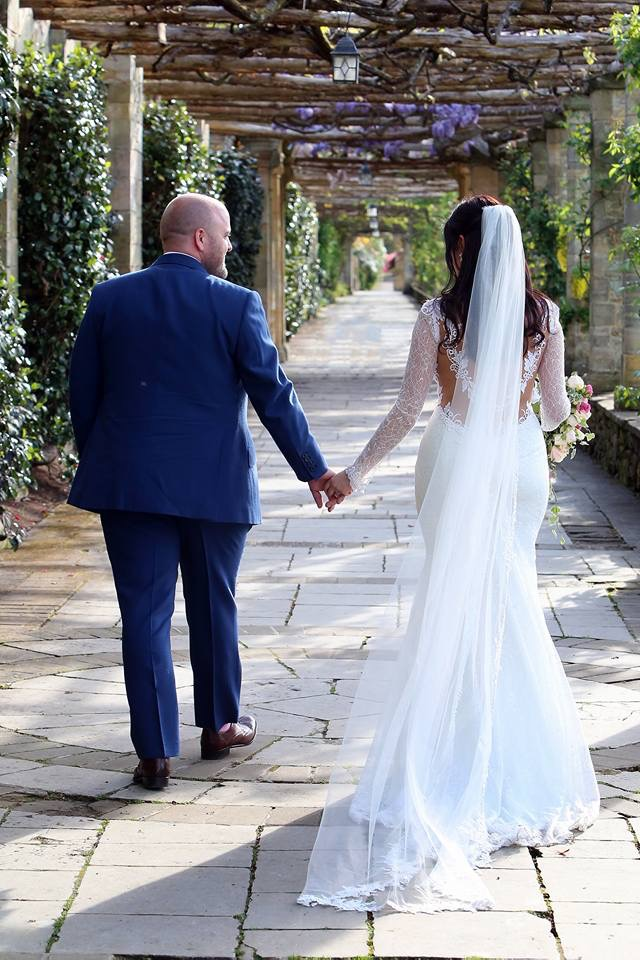 "Marina, 2016 - ""I purchased my Riki Dalal wedding gown from Dress Dreams, after spending literally months working with Shereen to ensure the dress was perfect.It was great knowing that I had found my dream dress at Dress Dreams as well as supporting a local business.Keep up the great work you do, and thanks again for all your help xxx ""- Marina"