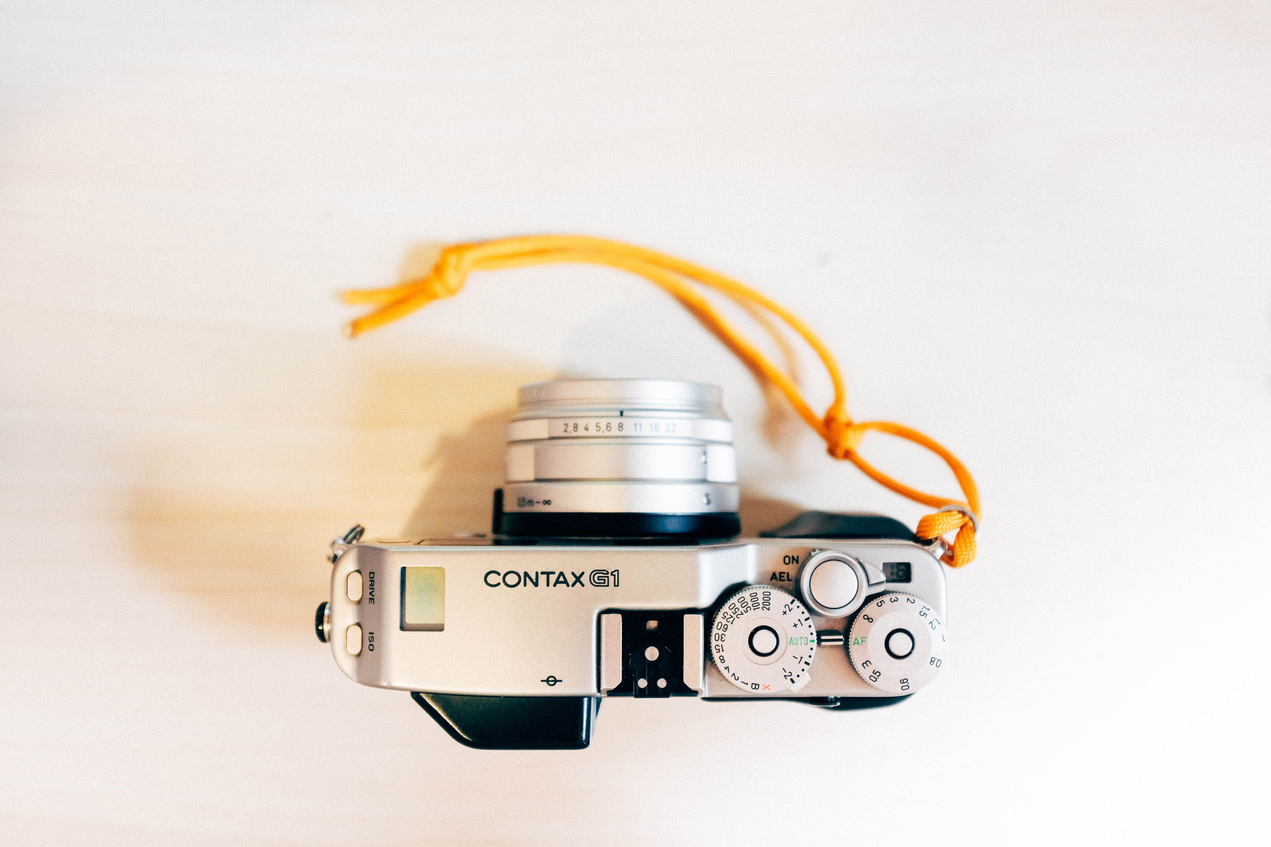 I made yellow paracord adjustable wrist straps for the G1 and the X100T :)