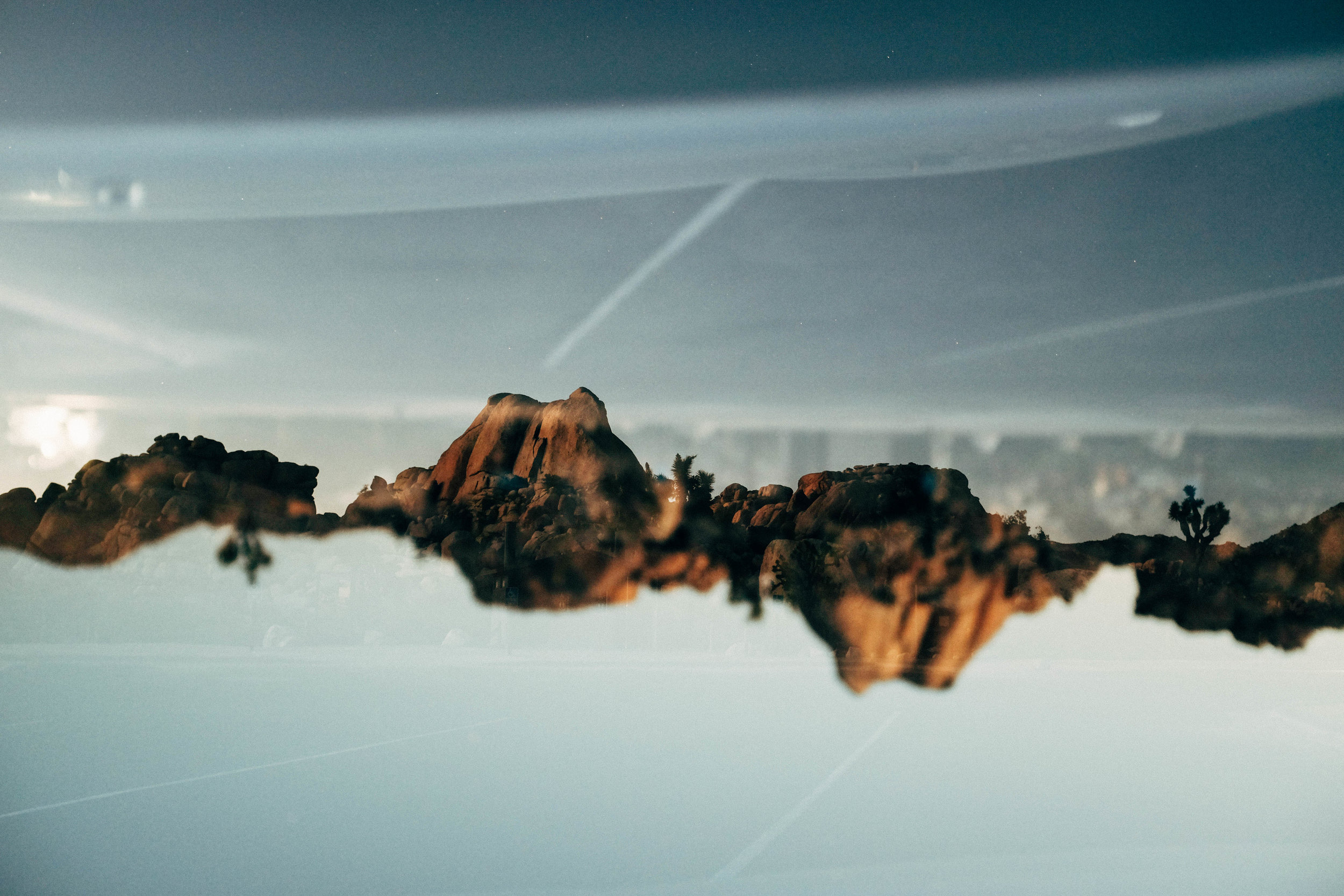 Trying out some double exposure functionality...