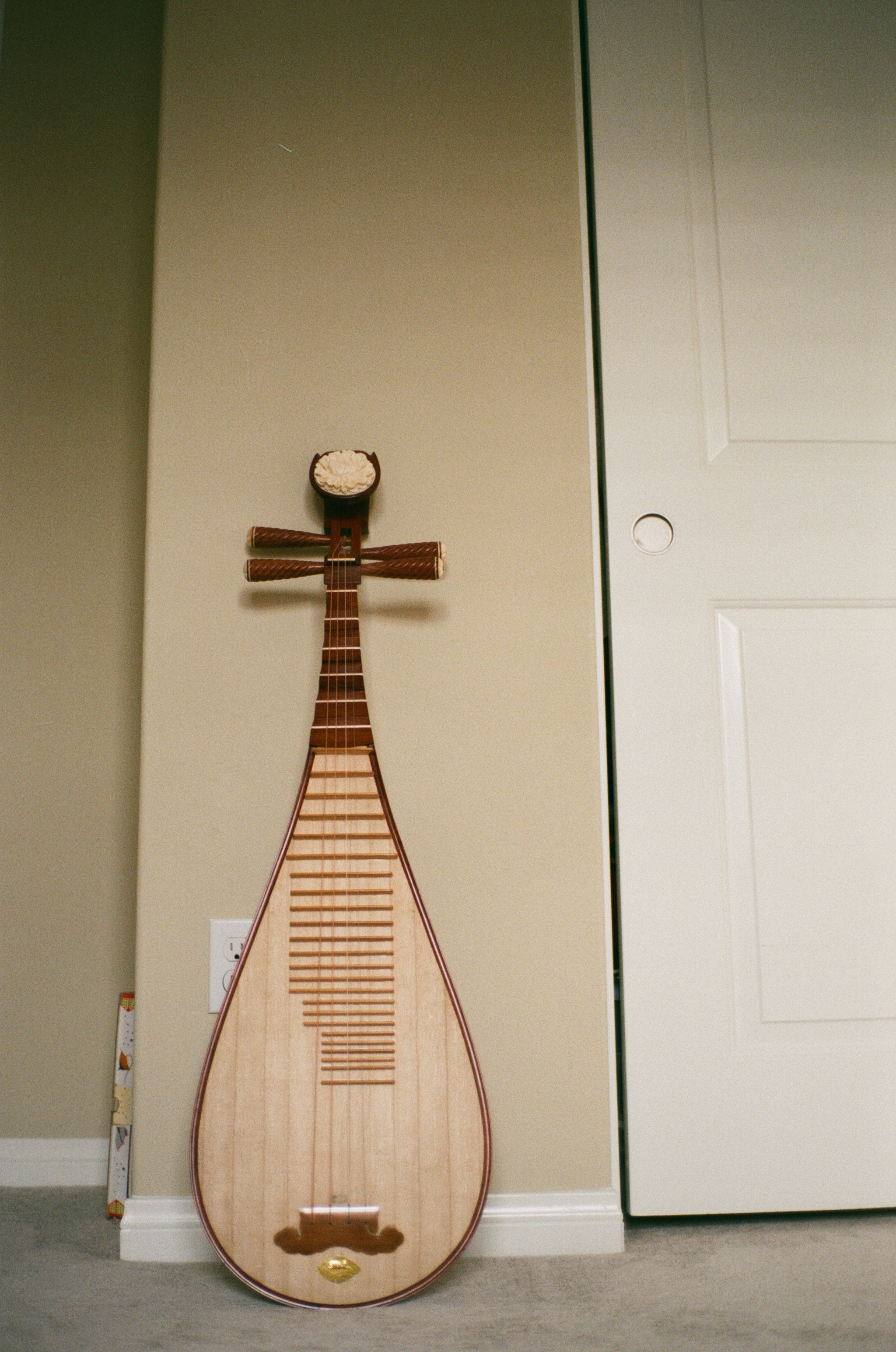 For the unfamiliar, a pipa is a Chinese lute. I played this for a few years in high school until periodic hand injuries pretty much made it impossible to practice while playing basketball.