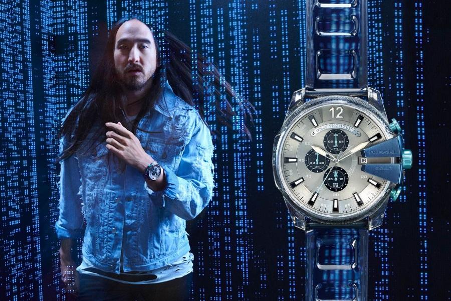 Steve-Aoki-Diesel-transparency-watch-1.jpg