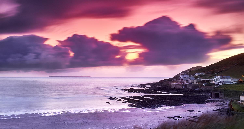 Cryde Bay, North Devon ,UK 2015