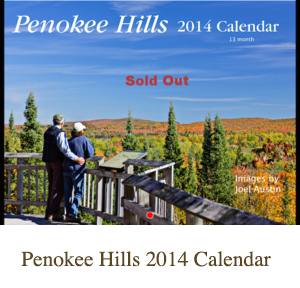 2014 Penokee Calendar Sold Out