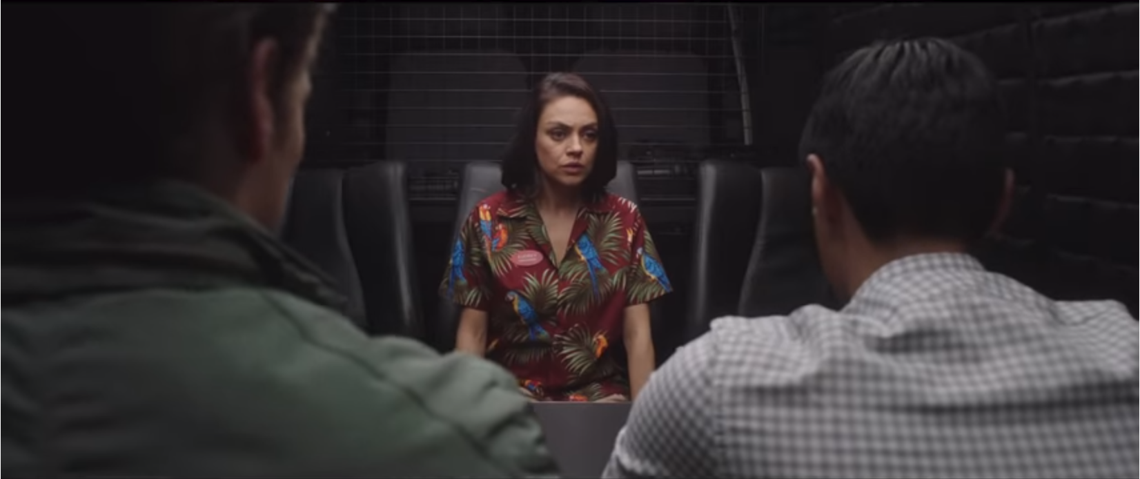 The Spy Who Dumped me (2018 movie) Hawaiian Shirts
