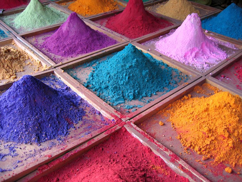 Indian Phosphorescent Pigments