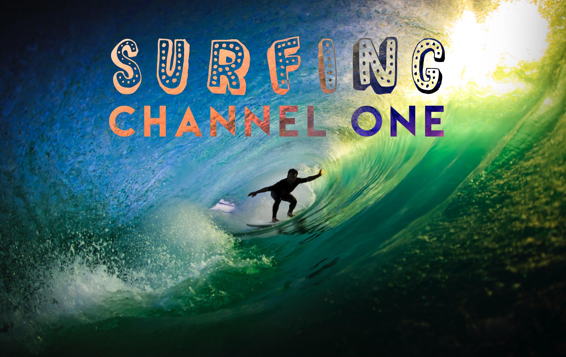 Surfing Channel One  (Grade 5)