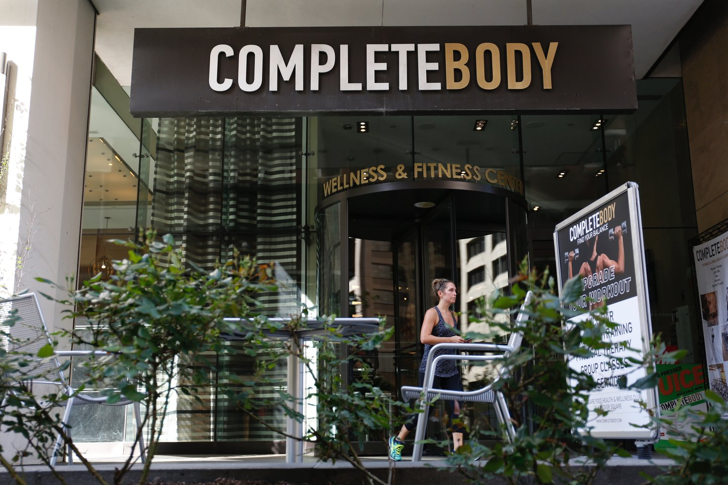 Complete Body Gym - Re-introducing luxury fitness to a downtown area