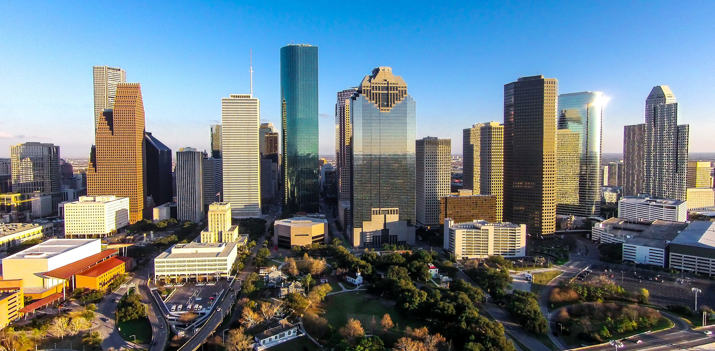 Houston Texas Downtown Photography