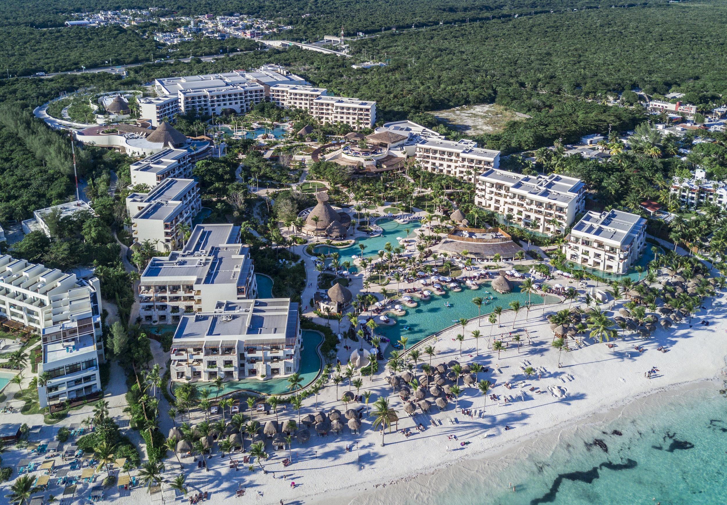 Vacation Resort Photography