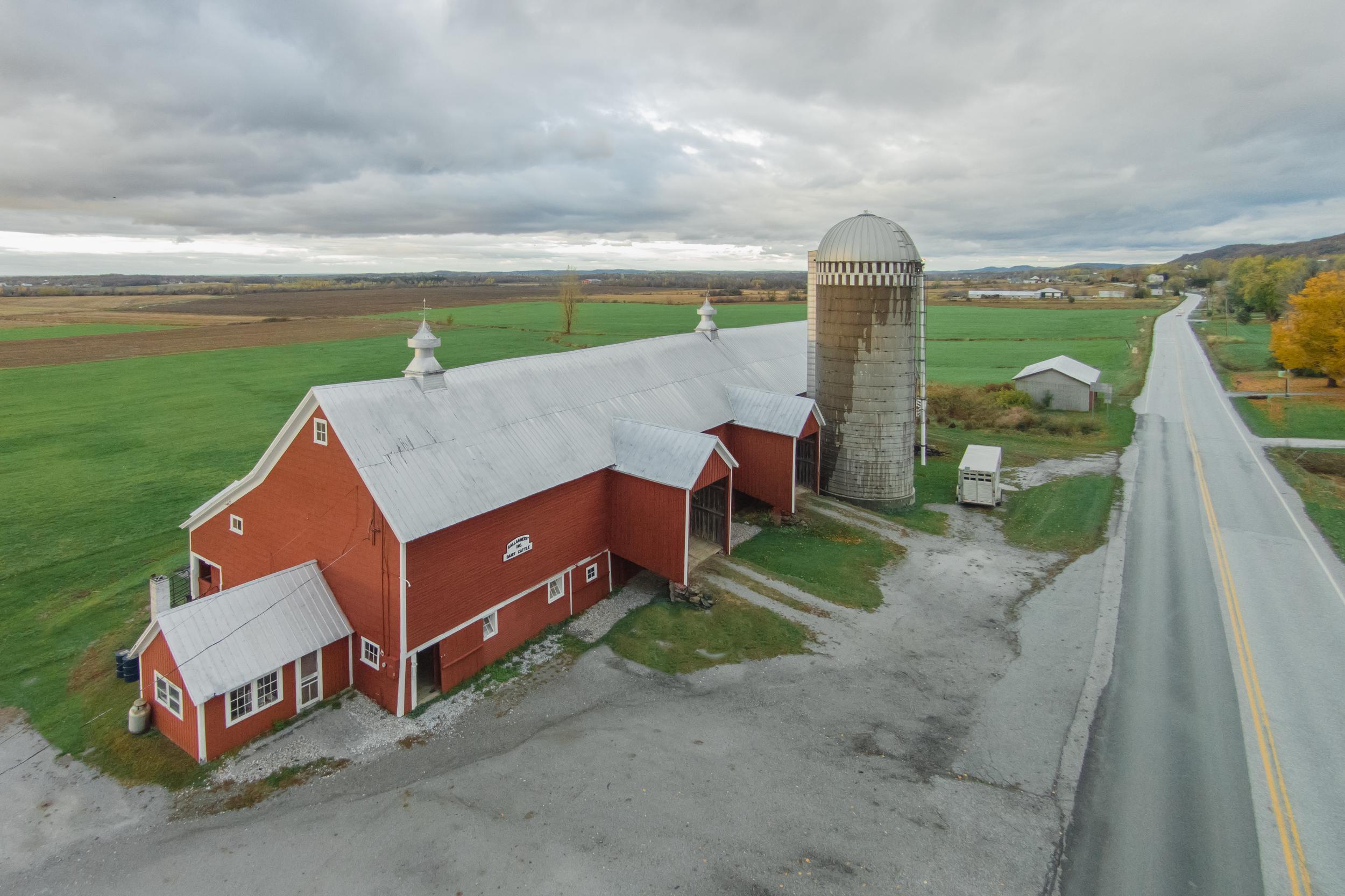 Rural Image Aerial Photo