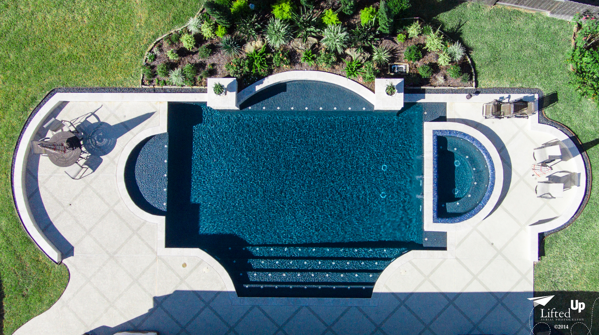 Swimming Pool Photograph Realtor