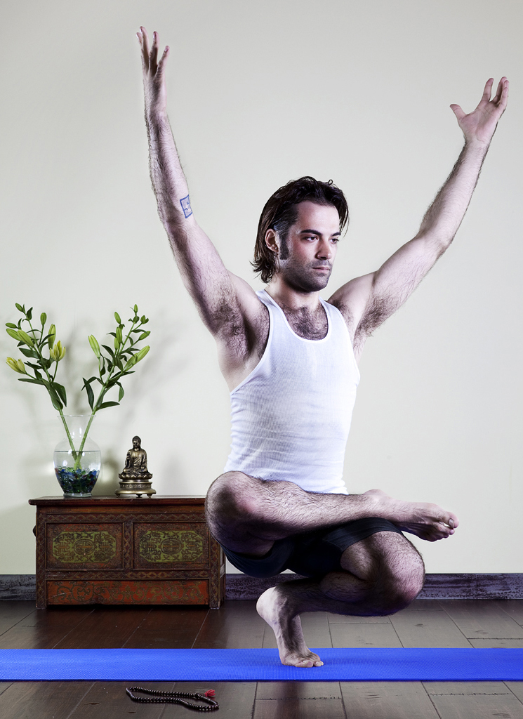 MARKO GALJASEVIC YOGA