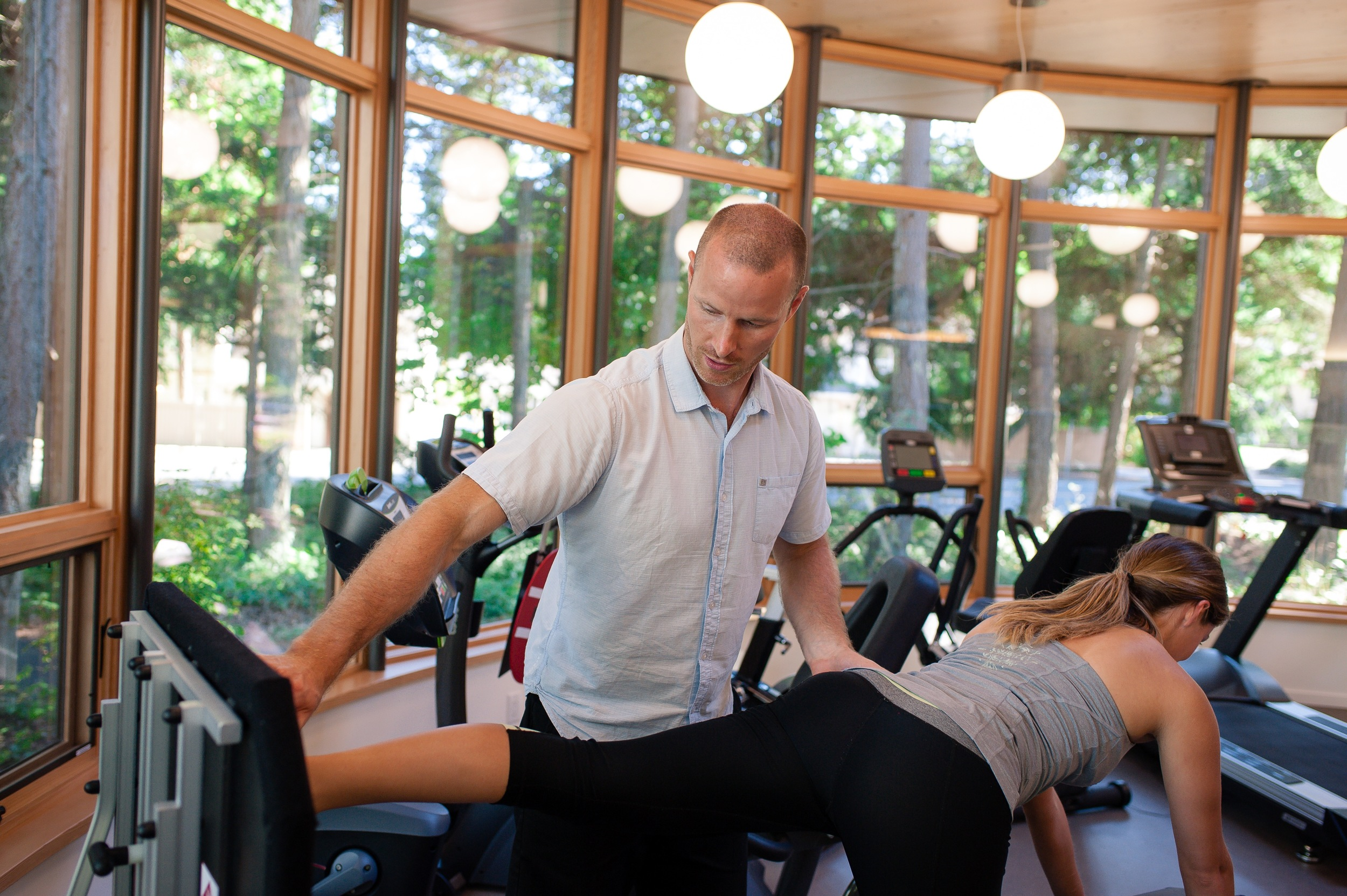 Physiotherapist in Victoria, BC
