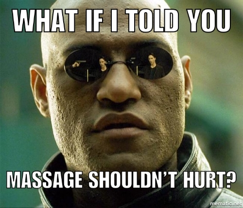 Massage Therapy, Bruce Martell