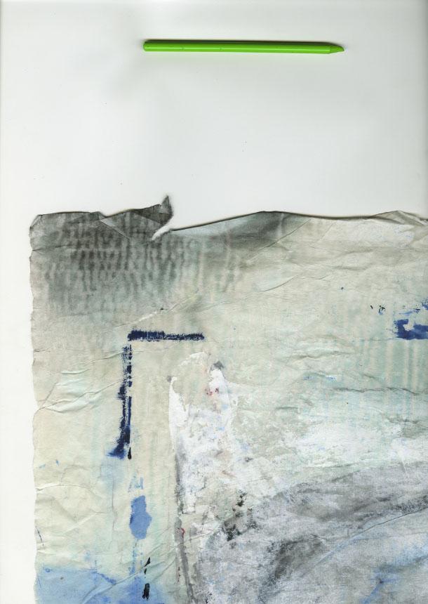 shorelines as self portrait