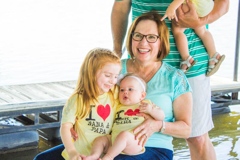 Family Lake Session | Emily Margaret Photography | western KY photographer