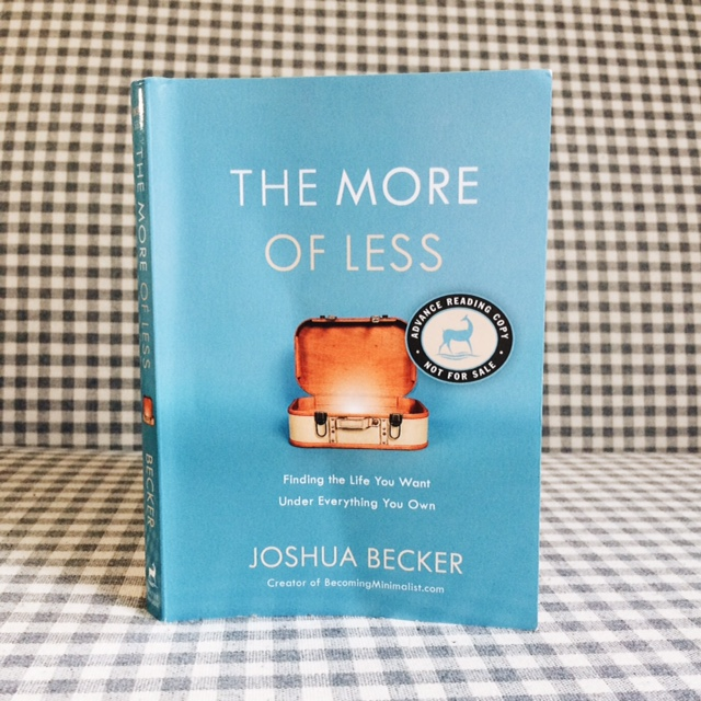 The More of Less - Emily Margaret