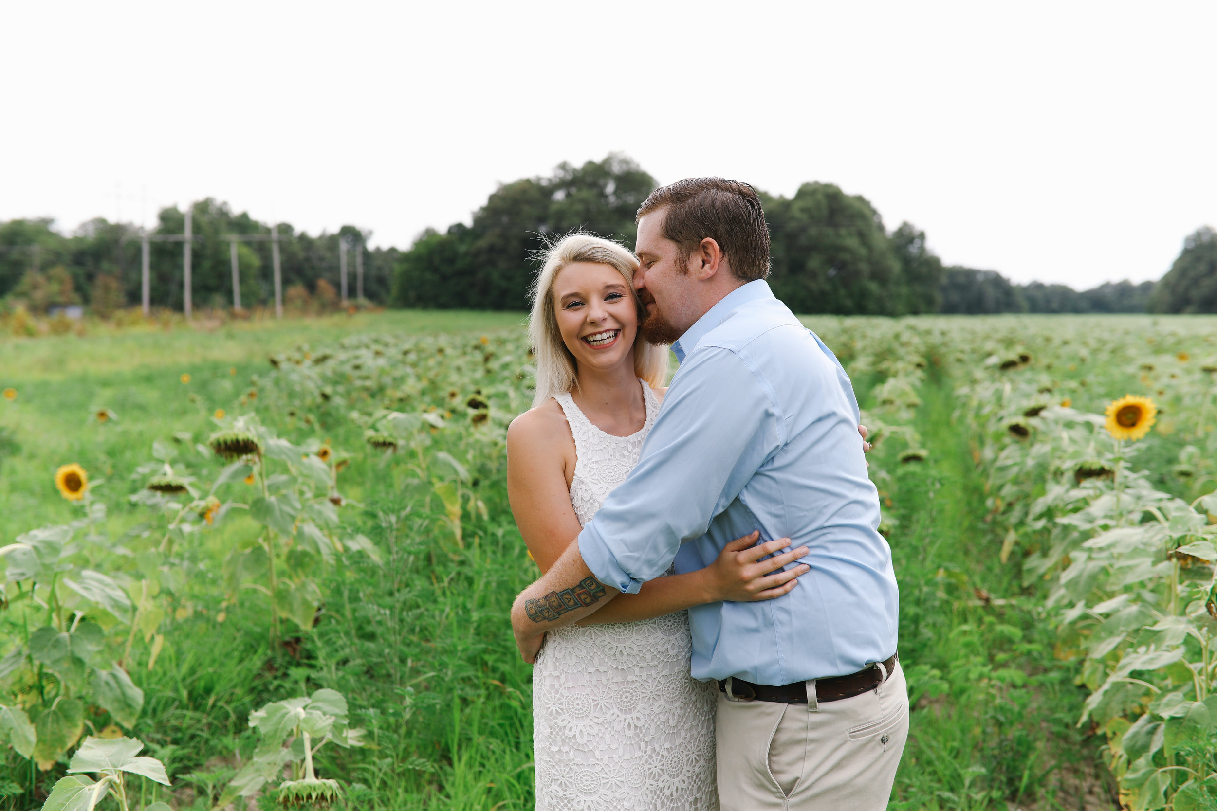 Paducah-Sunflower-Engagement