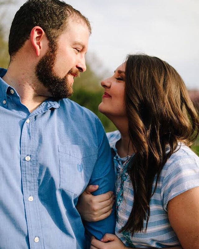 Cassie and Colton totally rocked their engagement shoot this weekend, putting up with all the weird squeaking noises I make when I get excited during shoots. But hey, it usually makes people laugh so I'm just gonna rolling with it. 😁  But really, aren't they so cute??