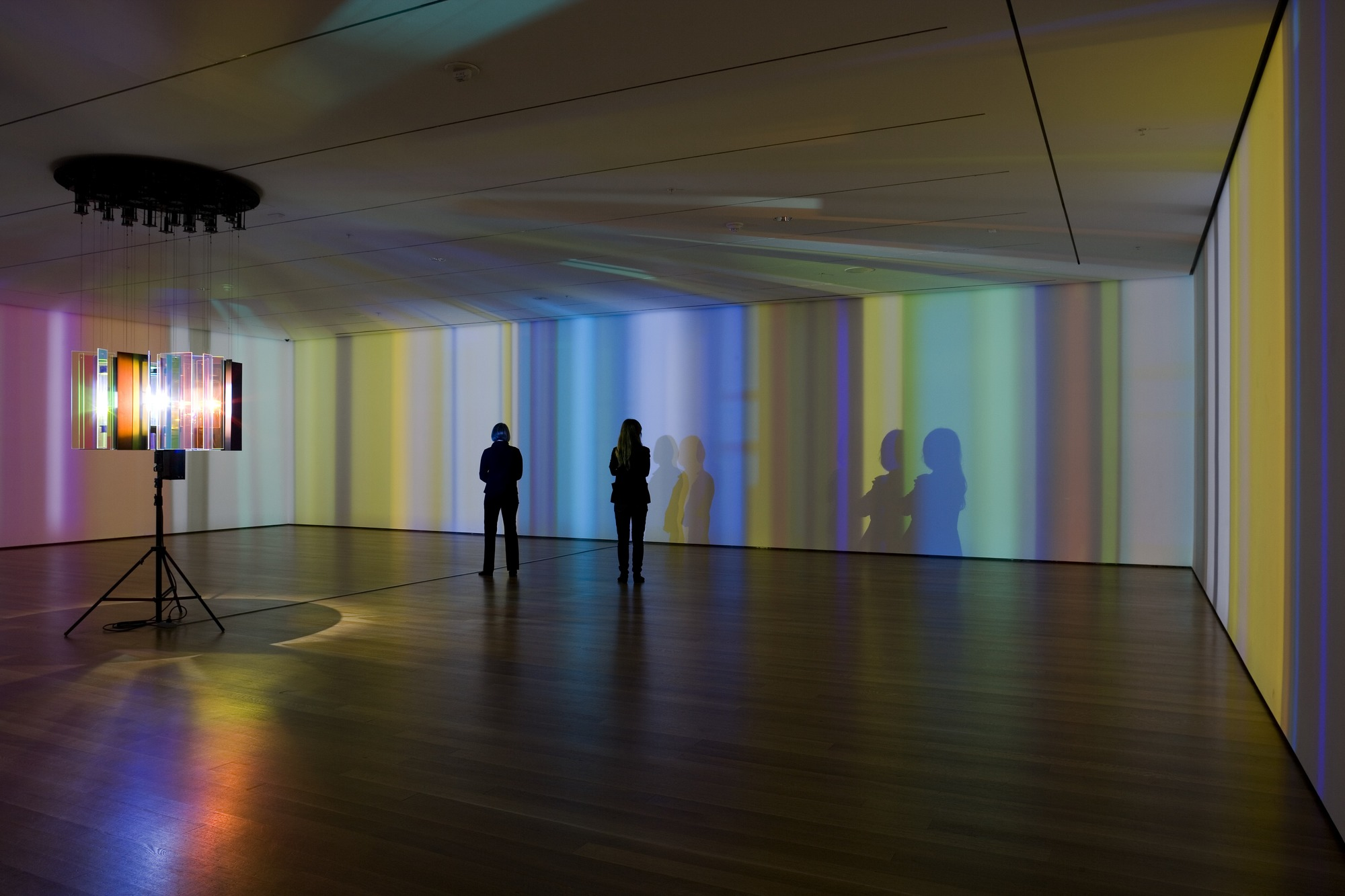 Image from Olafur Elisson : Take Your Time exhibition, MoMA, 2008 Source: https://www.moma.org/calendar/exhibitions/31?locale=en#installation-images