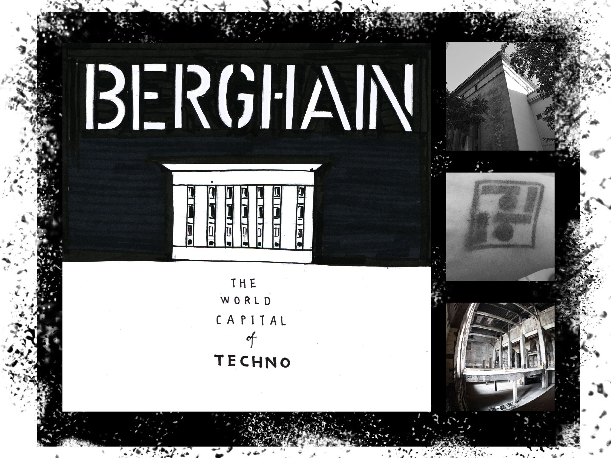 Sep 26  Berghain This is definitely the must-go in Berlin. I went there around 3am since I fell asleep quite early on Friday night. Surprisingly there was no line and I had no problem getting in. It was a crazy place but I was not really into techno. It was very funny that the shutter was opened for  few seconds to remind people it was bright outside. When I got out of the club, it was 8 am. Having a coffee and start my day.