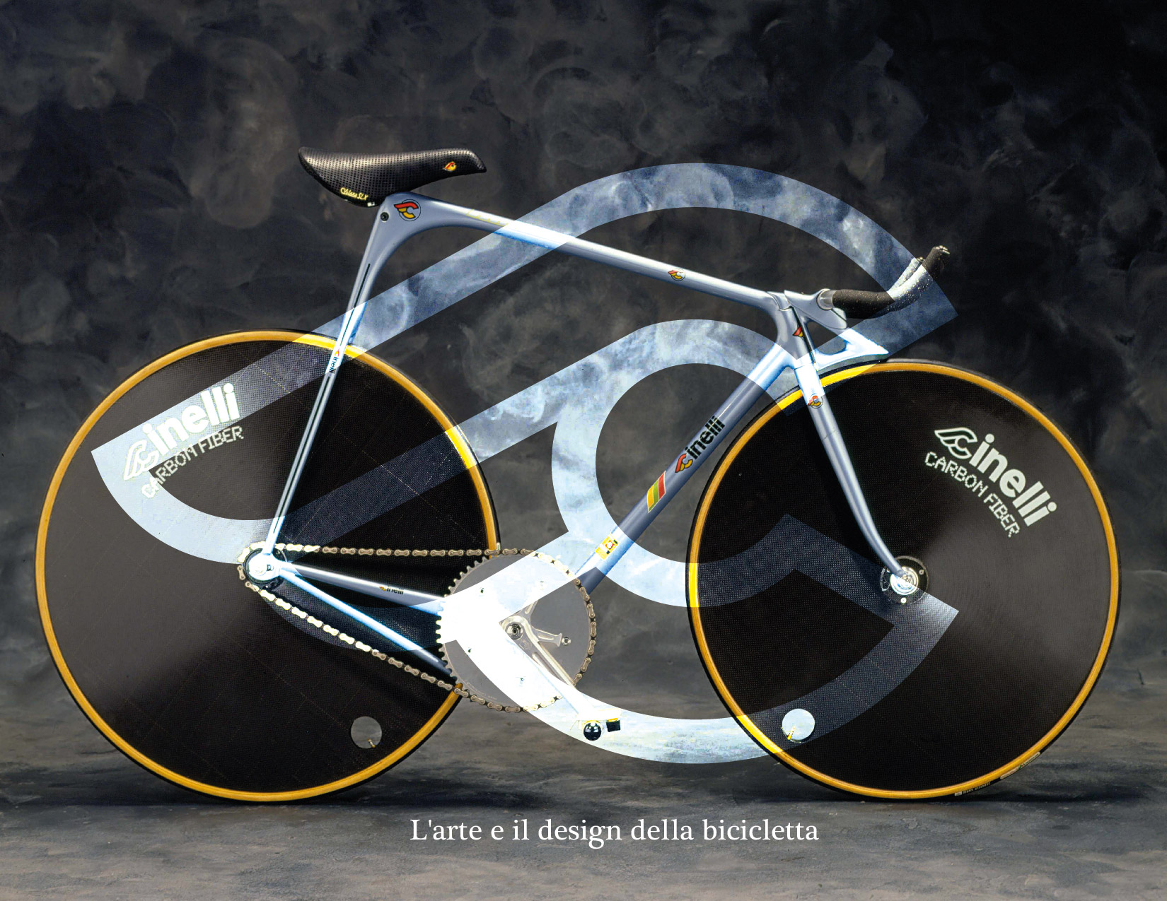 The art and design of the bicycle - Cinelli