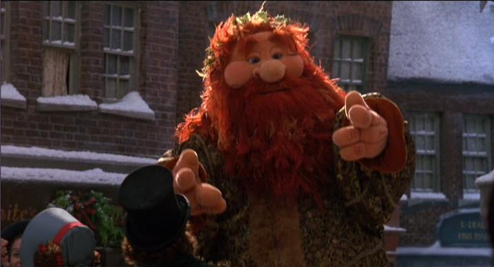 The Muppet Christmas Carol is one of the best Christmas movies of all time, and if you disagree you are wrong. Just saying.