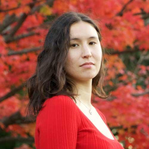Author photo, courtesy Carter Hasegawa