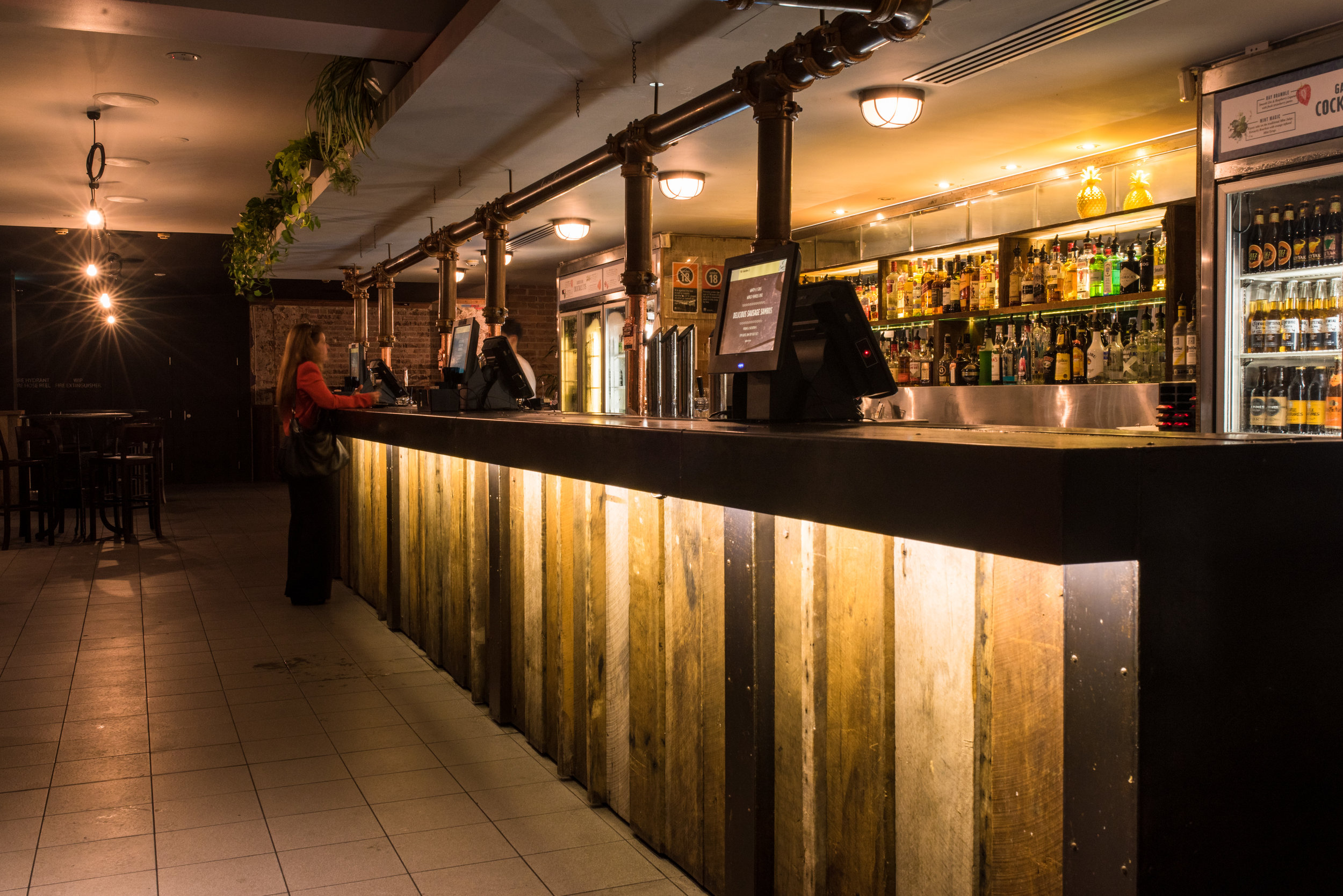 Coogee Bay Hotel Timber Bar