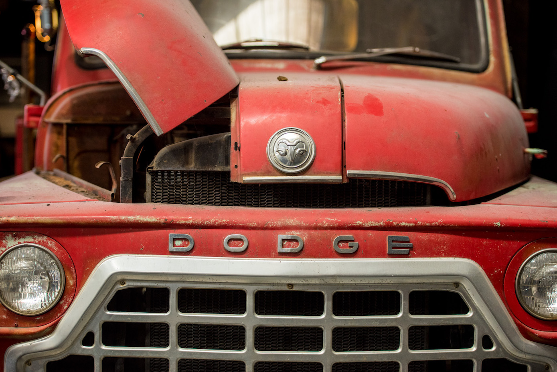 4 Pines Dodge Truck Bar