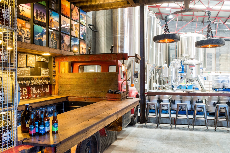 4 Pines Truck Bar & Brewery
