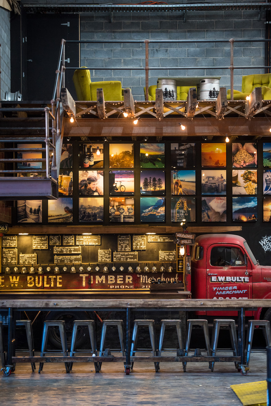 4 Pines Truck Bar and Mezzanine