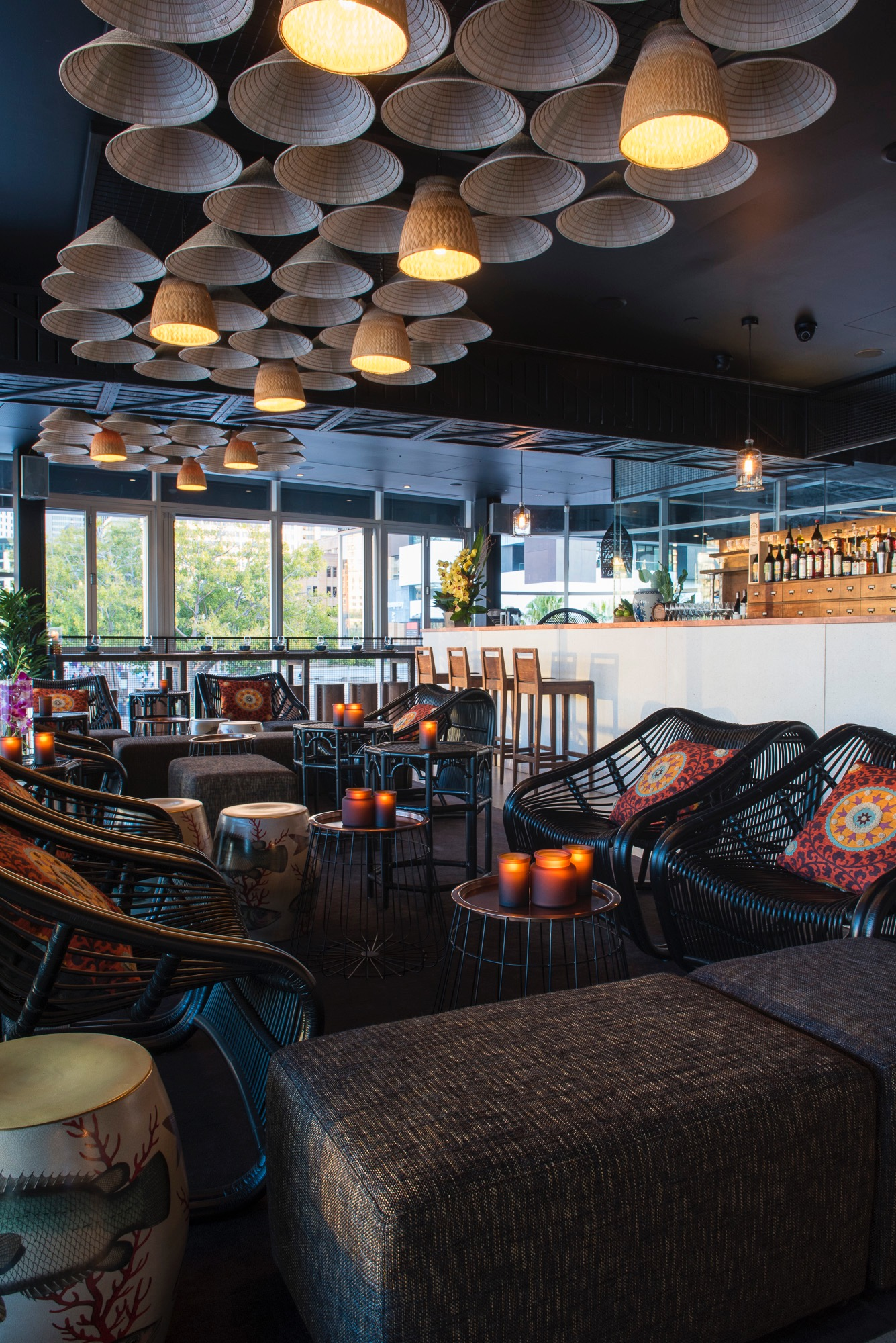 Cruise Bar Lounge Upstairs