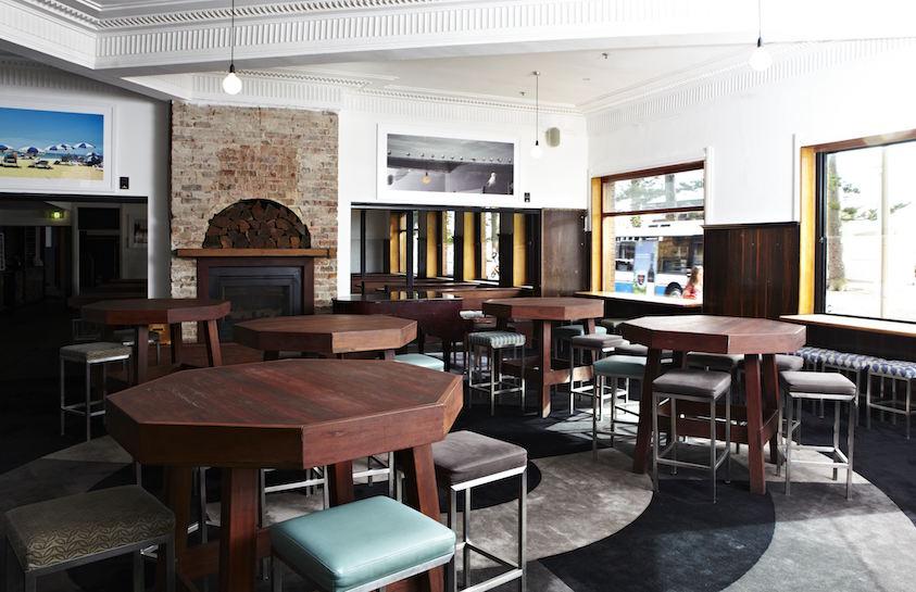 Hotel Steyne Seaside Bar