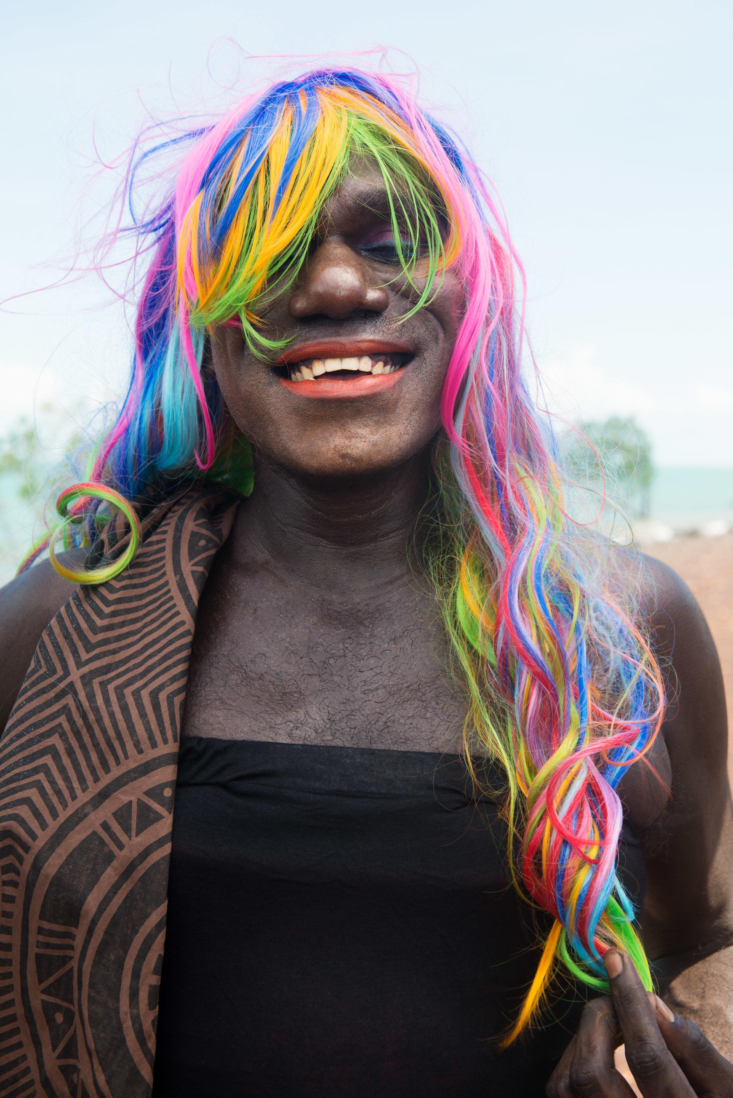 Tiwi Sista Girls @ Mardi Gras 2017 //Jayma