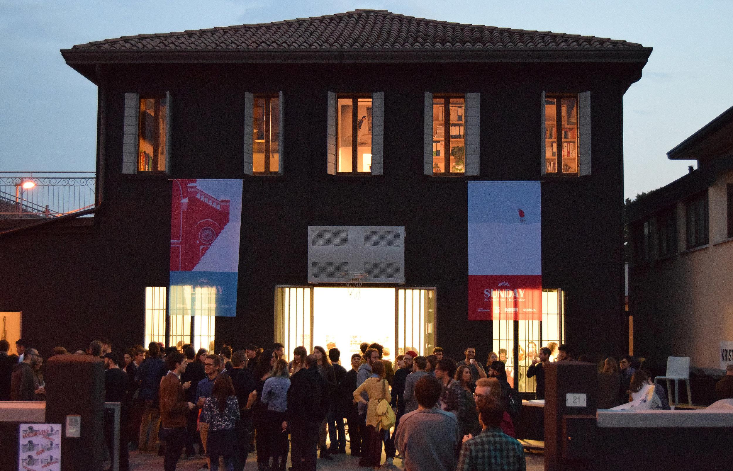 特雷維索漫畫節TCBF( Treviso Comic Book Festival)