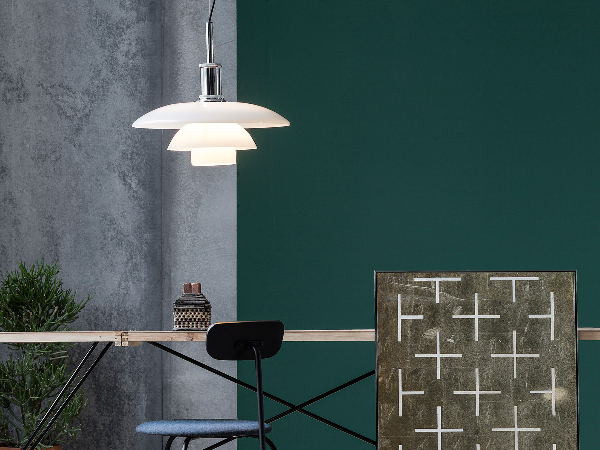 PH 4½-4 Glass Pendant Lamp 玻璃吊燈
