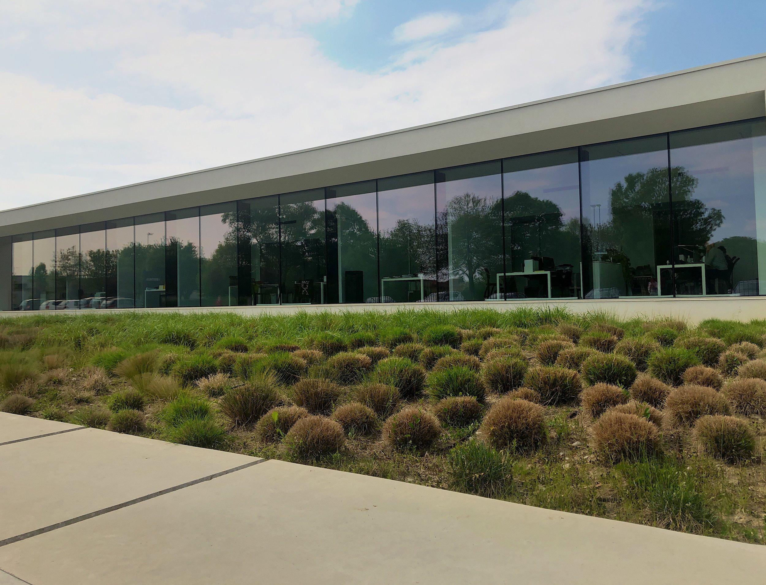 ▲ Kristalia 的國際總部辦公室外觀