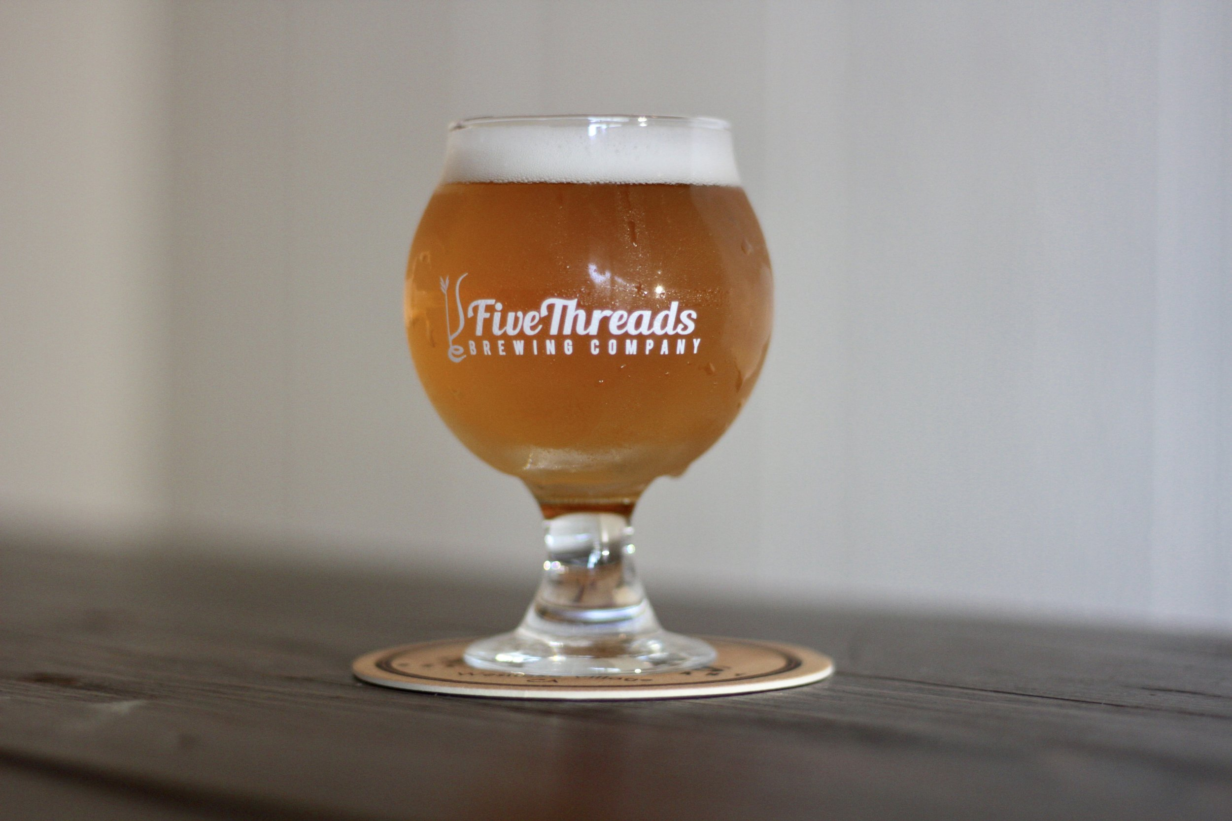Craig's nirvana | triple ipa  260 IBU, 12.5% ABV  Collaboration with Craig Shapland - Complex pineapple, pine & grapefruit.