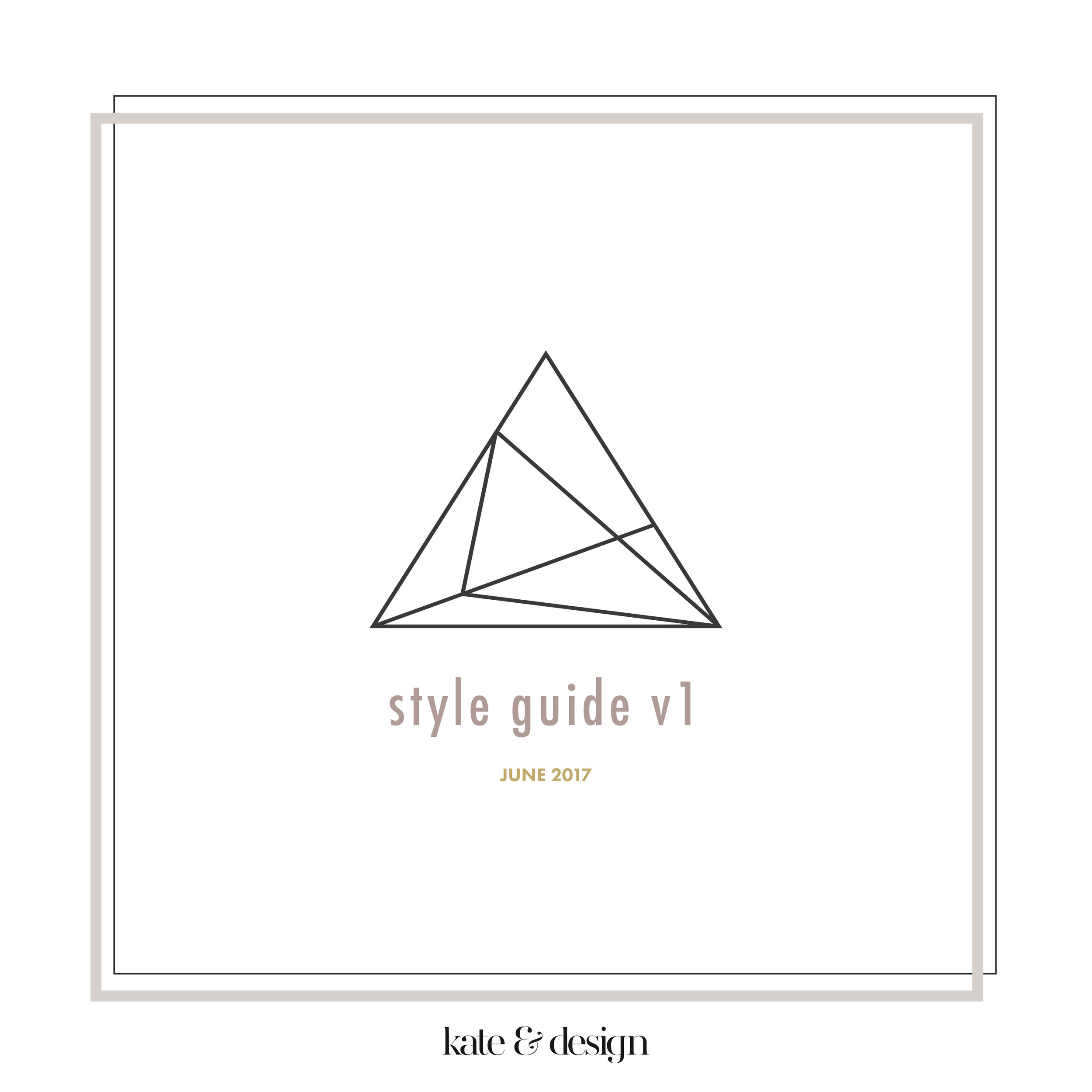 Copy of style guide v1