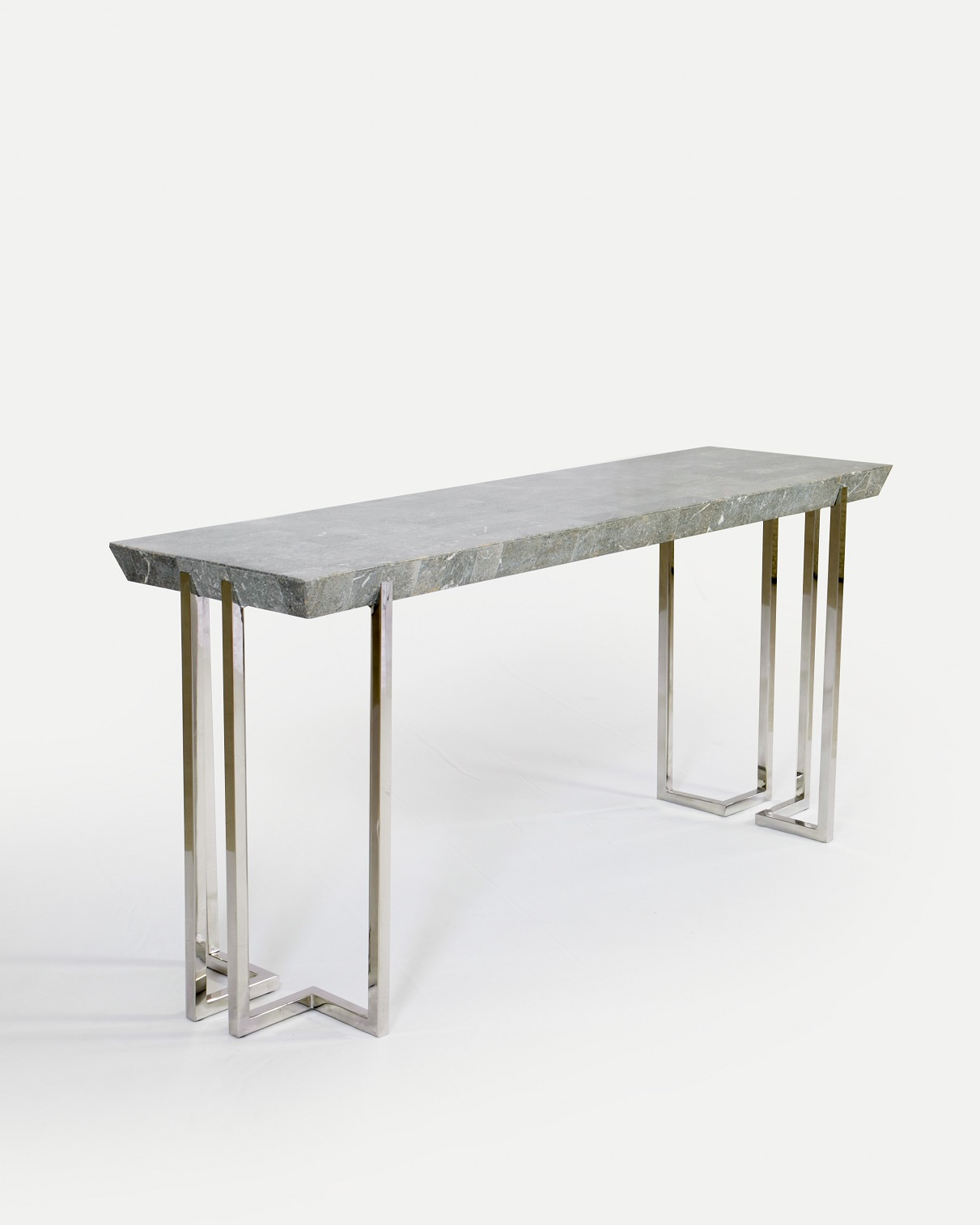 Co-Creative Studio, Detalia Aurora, Ercole Tables, Gray Stone Lamination, Stainless Steel A.jpg