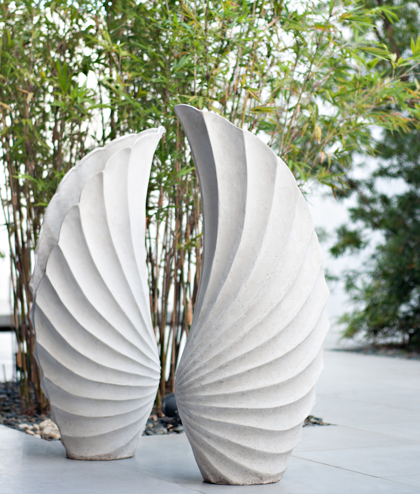 ANGEL WINGS PLANTER
