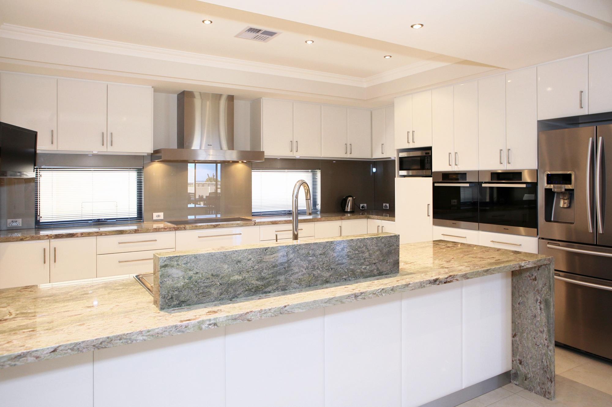 Home Kitchen Splashback Geraldton
