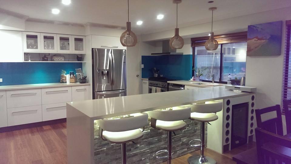 Home Kitchen Splashback Broome