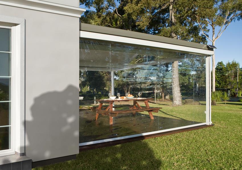 Alfresco External (outdoor) BLINDS