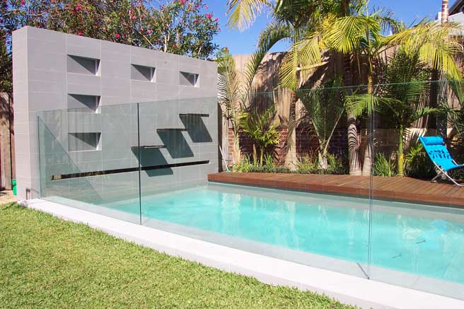Pool Fencing - Glass or MODULAR